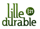 logo lille durable agenda 21