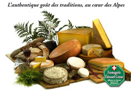 gamme fromages